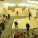 Skatepark bauen
