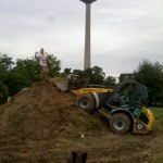 Dirtjumps bauen, Dirtpark