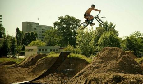 Bikepark Frankfurt am Main | Ginnheim | Platenstr. 79 b