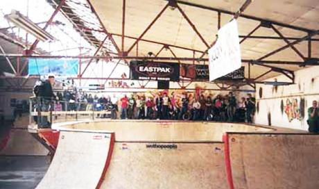 BMX- & Skatepark bauen oder Skatepark bauen lassen ?!