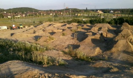 Bikepark Hamm | Dirtjump / Slopestyle / Racetrack / Pumptrack