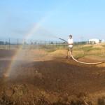 Pumptrack Element: Regenbogen