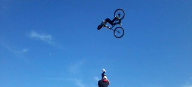 Red Bull Berg Line mit Darren Berrecloth / Dirtmasters Winterberg