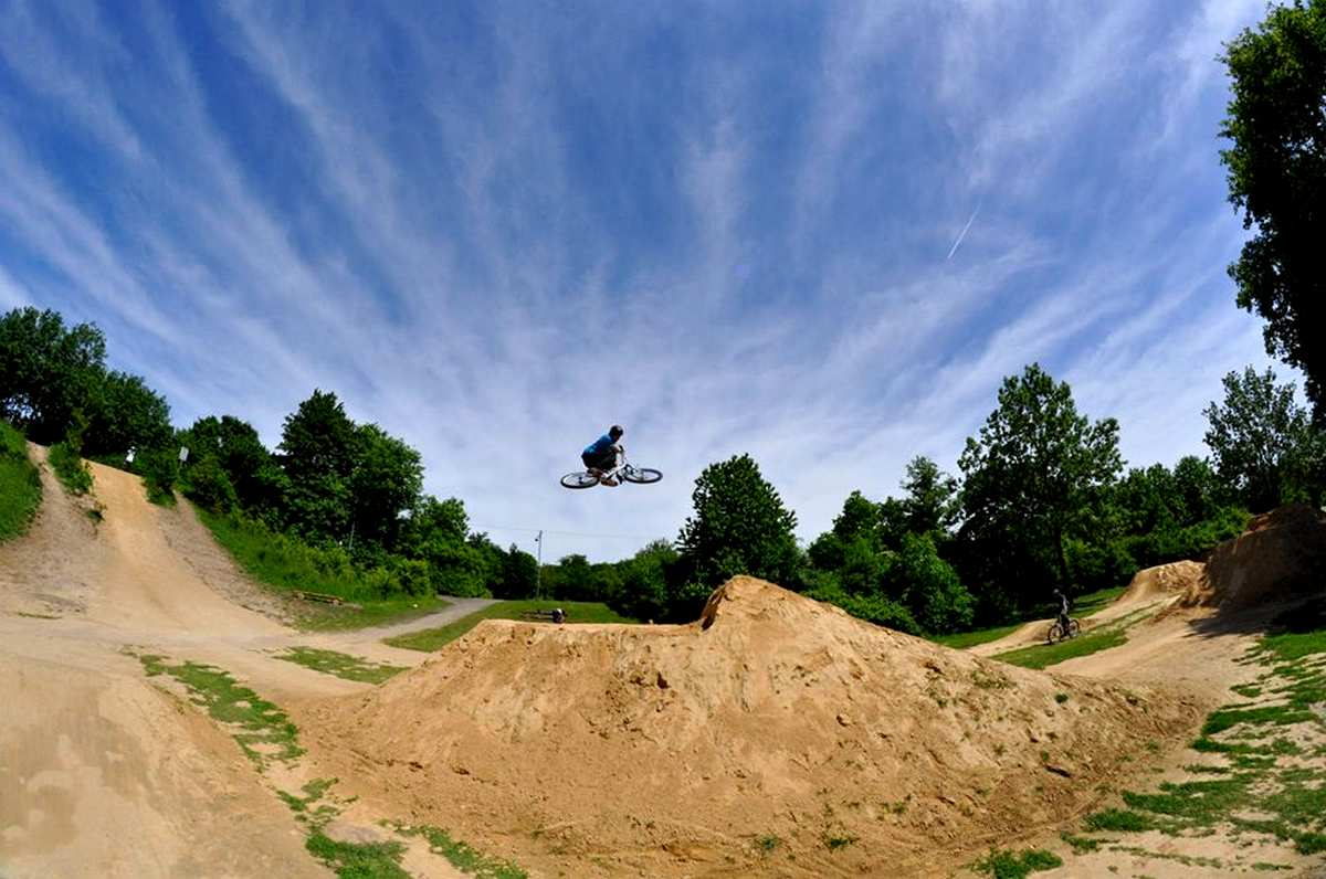 Turbomatik Timmi Bmx Dirt Downhill 04