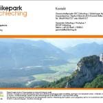 Bikepark Pumptrack Schleching Bayern Tirol 04