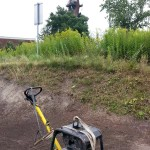 Streckenpflege Bikepark Singletrail 24