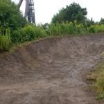 Streckenpflege Bikepark Singletrail 27