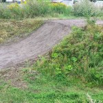 Streckenpflege Bikepark Singletrail 34
