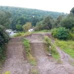 Streckenpflege Bikepark Singletrail 36