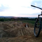 Bikepark Warburg Slopestyle Trails 20