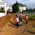 Pumptrack Bauen 45