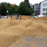 Pumptrack Bauen 59