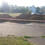 Pumptrack Gymnasium Alsfeld Mountainbike Schule 01