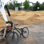 Pumptrack Gymnasium Alsfeld Mountainbike Schule 13
