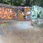 Leipzig Bikepark Skatepark Bmx Conne Island 04