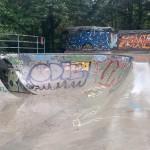Leipzig Bikepark Skatepark Bmx Conne Island 06