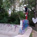 Leipzig Bikepark Skatepark Bmx Conne Island 40