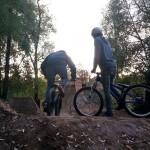 Bikepark Pumptrack Karlsruhe 48