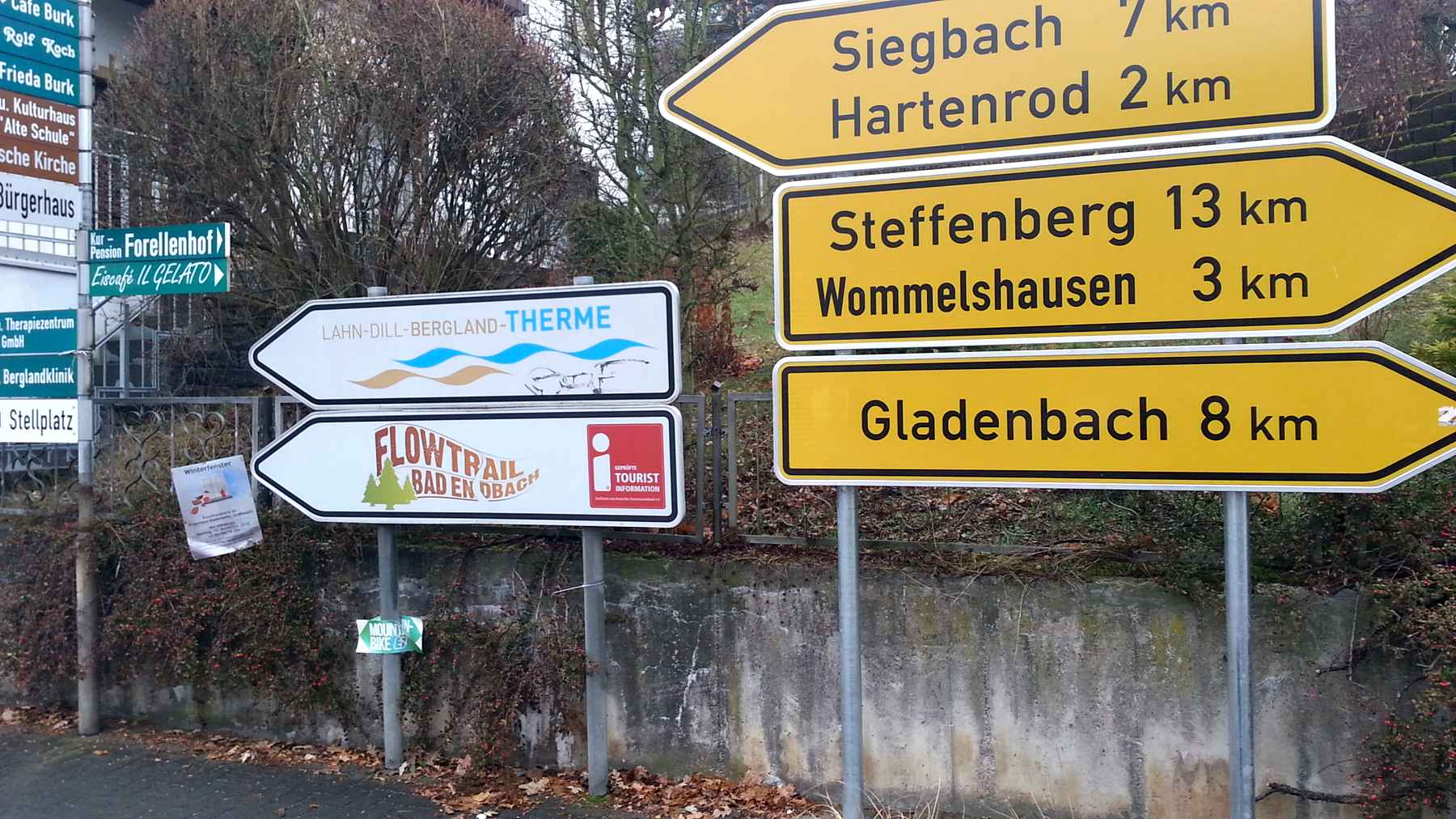 On the road: Flowtrail Bad Endbach | Bikeparks in Hessen