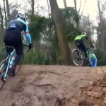 Turbomatik Streckenbau Cyclocross Querfeldein Cyclingworld