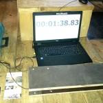 Zeitmessung Mountainbike Pumptrack 1