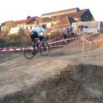 Bau Radcross Strecke Cyclingworld Düsseldorf 10