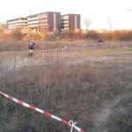 Bau Radcross Strecke Cyclingworld Düsseldorf 14