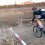 Bau Radcross Strecke Cyclingworld Düsseldorf 16