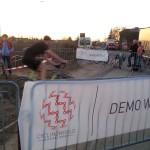 Bau Radcross Strecke Cyclingworld Düsseldorf 19