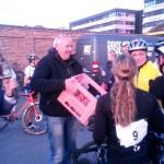 Bau Radcross Strecke Cyclingworld Düsseldorf 20