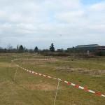 Bau Radcross Strecke Cyclingworld Düsseldorf 5