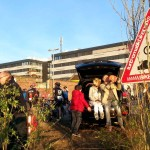 Bau Radcross Strecke Cyclingworld Düsseldorf 6