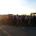 Bau Radcross Strecke Cyclingworld Düsseldorf 8