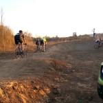 Bau Radcross Strecke Cyclingworld Düsseldorf 9