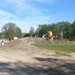 Fahrrad Spielplatz Pumptrack Dirtpark Germersheim 01