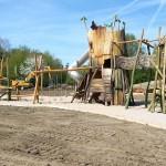 Fahrrad Spielplatz Pumptrack Dirtpark Germersheim 37