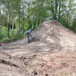 Fahrrad Spielplatz Pumptrack Dirtpark Germersheim 51