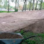 Fahrrad Spielplatz Pumptrack Dirtpark Germersheim 59