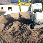 Garten Pumptrack Bauen 11
