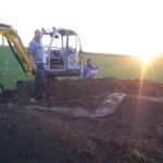 Garten Pumptrack Bauen 16