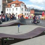 Mobiler Bikepark Pumptrack Biketrial Plauen Sachsen 09