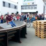 Mobiler Bikepark Pumptrack Biketrial Plauen Sachsen 11