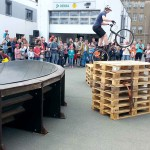 Mobiler Bikepark Pumptrack Biketrial Plauen Sachsen 13