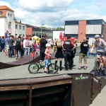 Mobiler Bikepark Pumptrack Biketrial Plauen Sachsen 23