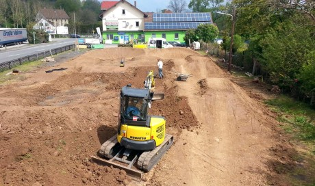 Bikecenter Werra Meißner | Dirtpark & Pumptrack Eschwege