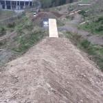 Slopestyle Dirtmasters Bikepark Winterberg Bau 13