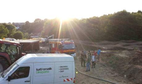 BMX-Park Radevormwald Dirtjumps Pumptrack Flowtrail MTB