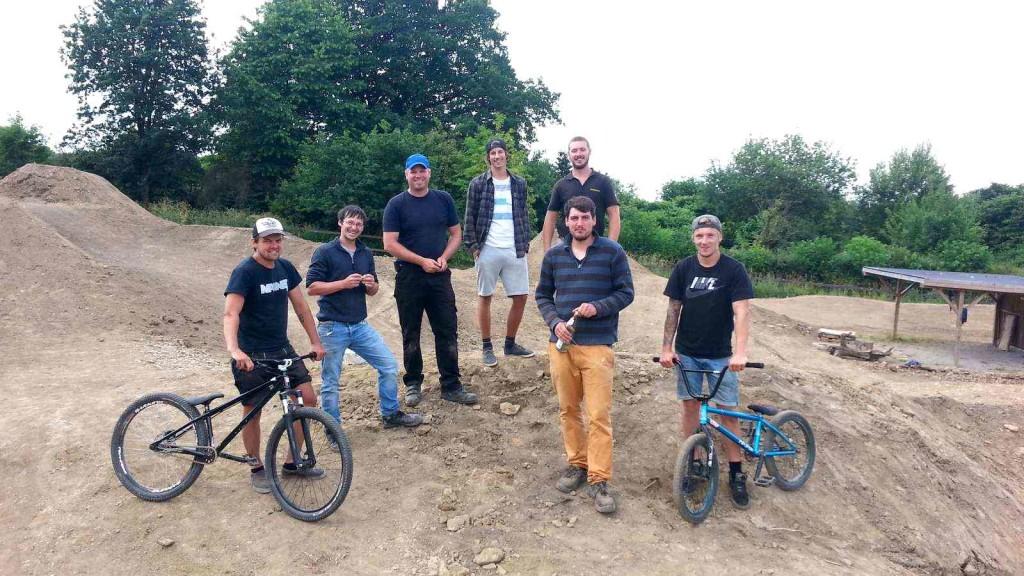 Bmx Park Radevormwald Dirtpark Bikepark Pumptrack Mtb 63