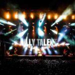 Billy Talent Anroechte Foto Daniel Schroeder