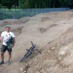 Fahrrad Park Anroechte Turbomatik Pumptrack Bikepark 20